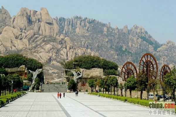 河南嵖岈山风景区被评为国家5a级景区