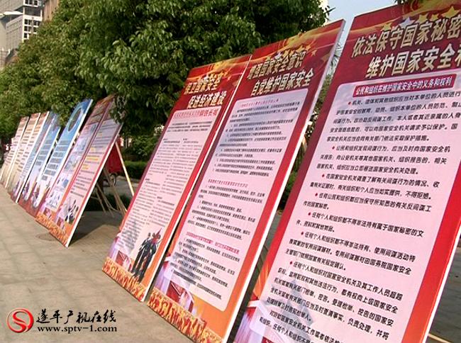 遂平:加强全民国家安全教育宣传