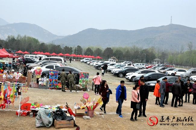 大型停车场经常没有车位可停。