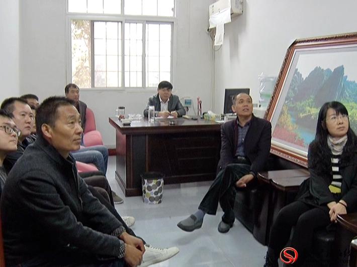 县人大、政协办公室干部职工收看十九大开幕式